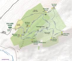 Pennsylvania State Parks Map by Trails And Maps U2013 Mount Nittany Conservancy