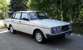 heavy duty volvo cop package 1985 volvo 240 police car