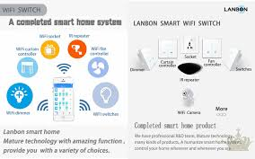 new smart home products new wifi technology universal remote control electrical switch wifi