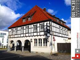 Haus Und Wohnung Kaufen Haus Zum Kauf In Enger Alte Schänke Historie Mit Gewerbe Und