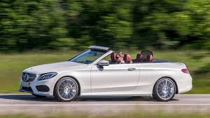 mercedes convertible 2017 mercedes benz cabriolet chic elegance for endless summer