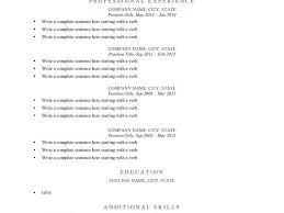 Good Example Of Resume by Examples Of Resume Haadyaooverbayresort Com