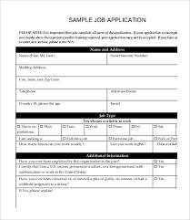 printable applications