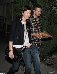Justin Timberlake Not A Bad Thing Justin And Jessica Grabbed Dinner In Toronto During An October
