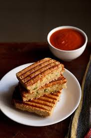 How To Make Grilled Cheese In Toaster Aloo Masala Grilled Sandwich Recipe How To Make Aloo Masala Sandwich