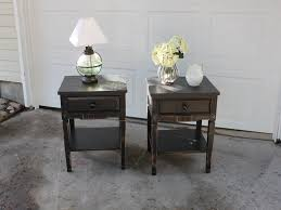 bedroom end table lamps bedroom end tables to add special and image of cute bedroom sets