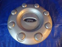 Ford F350 Truck Wheels - 05 15 ford f350 super duty dually 4x2 front wheel center cap 5c3z