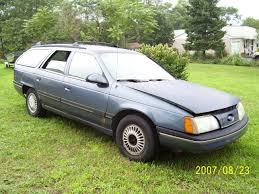purchased a 1987 mt 5 wagon taurus car club of america ford