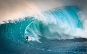 water wave wallpaper