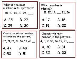 pattern worksheets growing pattern worksheets for 3rd grade