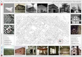 quattro tesi di architettura degli interni