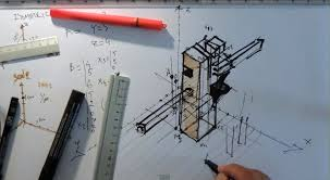 how to draw isometric perspective architecture drawing tutorials