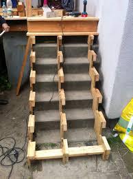 treppen aus holz moderne renovierung und innenarchitektur tolles balkon treppe