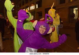 Teletubbie Halloween Costume Teletubbies Stock Photos U0026 Teletubbies Stock Images Alamy