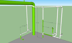 plumbing in a basement bathroom basement ideas