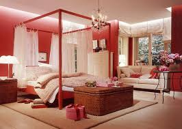 schlafzimmer romantisch modern wohndesign