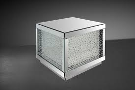 Mirrored Glass Nightstand Bedroom Ideas Modern Bedroom Furniture Design With Square