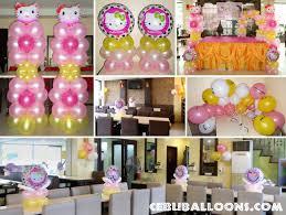 Pink Balloon Decoration Ideas Themes Cebu Balloons And Party Supplies