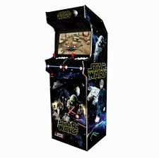 classic arcade cabinet u2013 star wars u2013 my arcade machine