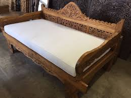 balinese teak daybed 1 w sunbrella cushions going to buy this