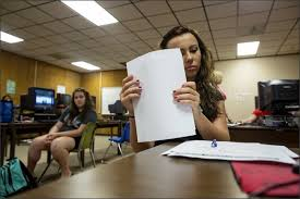 online speech class for high school credit costs quality on radar as dual enrollment rises education week