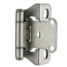 3 8 overlay partial wrap cabinet hinges door hinges signature hardware
