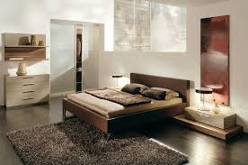 Closet Bed Frame Contemporary Master Bedroom With Platform Bed Shoji Door