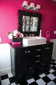 pink and black bathroom ideas best 25 pink bathrooms ideas on diy pink
