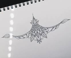 best 25 sternum tattoo ideas on pinterest underboob tattoo