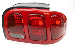 nos new oem ford mustang gt right taillight tail light lamp