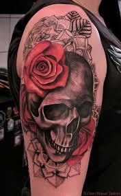100 awesome skull tattoo designs tattoo designs tattoo and body art