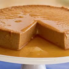 pumpkin flan with maple caramel recipe pumpkin flan barefoot