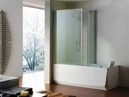 bathtubs idea stunning deep soaking tub shower combo small