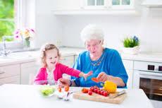 mamie cuisine cuisiner en famille les fruits et légumes frais interfel les