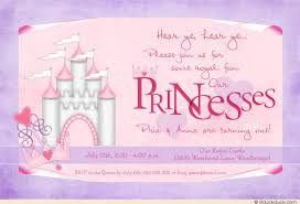 princess castle twin birthday invitation two little princesses party