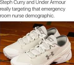 Meme Sneakers - funniest steph curry memes mocking his under armour sneakers as lame