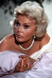 oh dear u2013 zsa zsa gabor rushed to hospital two days after her