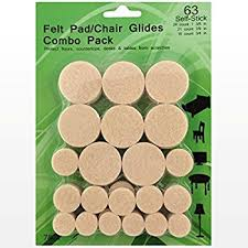 best felt pads 63 pack chair felt pads self stick furniture
