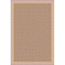 Indoor Outdoor Patio Rugs by Woven Indoor Outdoor Herringbone Black Beige Patio Rug 5 U00273 X 7