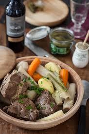 le grand pot au feu la cuisson des viandes et des légumes