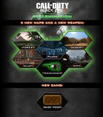 Fake Map Black Ops 2 Fake Map Pack 2 Extermination By 931105j On Deviantart