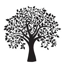 black tree clipart owl clip library