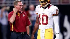Why Did Rg3 Get Benched Jason Reid Cbs Dc