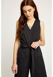dress jumpsuit tree adalee jumpsuit in black