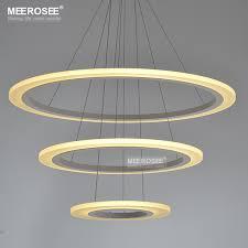 Led Chandelier Wholesale White Acrylic Led Chandelier Light Fixture Modern Led