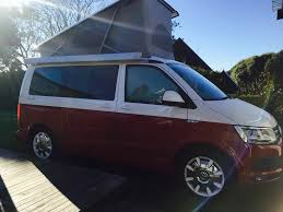 volkswagen california t6 back on the road with the vw california