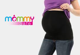 maternity belly band mommysafe smart safe