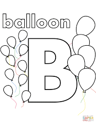 letter b coloring pages free at page seguridadip co