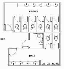 bathroom design dimensions 29 best toilet plan images on toilets architecture