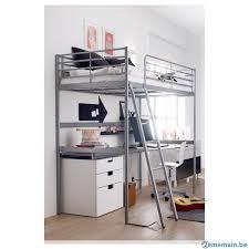 ikea planche bureau ikea lit mezzanine gris avec planche bureau a vendre 2ememain be